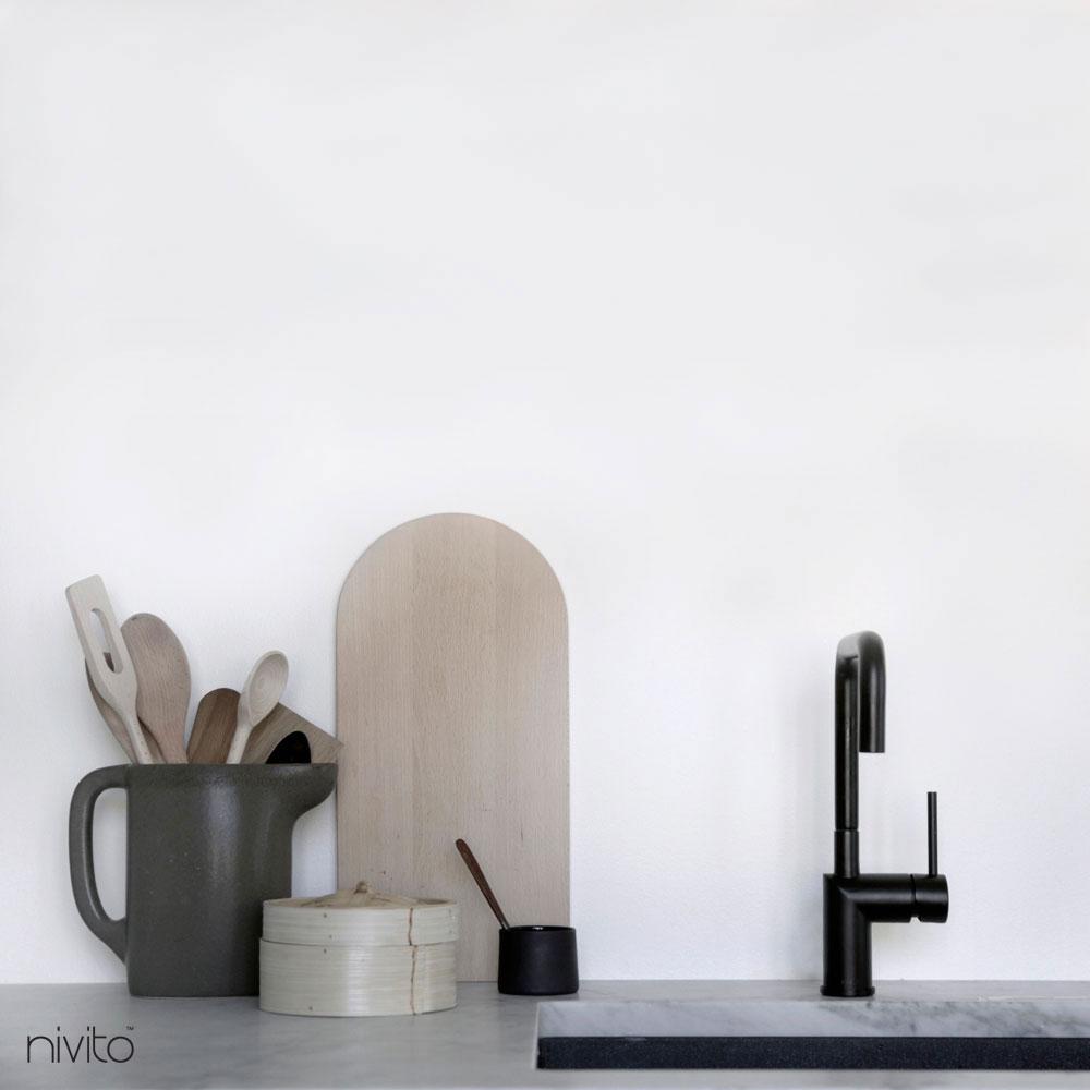 Cozinha sistema de torneiras preto