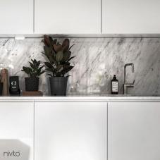 Aço Inoxidável Torneira De Cozinha - Nivito 1-RH-300