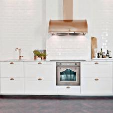 Cobre Torneira De Cozinha - Nivito 4-CL-170