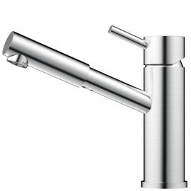 Aço Inoxidável Torneira Banheiro - Nivito FL-20