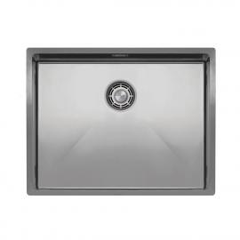 Aço Inoxidável Pia De Cozinha - Nivito CU-550-B