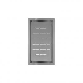 Aço Inoxidável Tigela Filtro - Nivito CU-WB-240-B