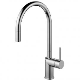 Aço Inoxidável Torneira De Cozinha Mangueira de arrancamento - Nivito RH-100-EX