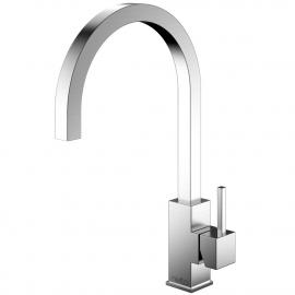 Aço Inoxidável Torneira De Cozinha - Nivito SP-100